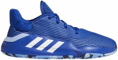 Adidas Pro Bounce 2019 Low - Royal/White (F97287)