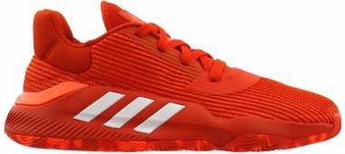 Adidas Pro Bounce 2019 Low - Team Orange-white-solar Orange (EF0670)