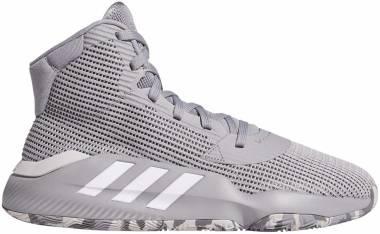 Adidas Pro Bounce 2019 - Gray/White (EF0474)