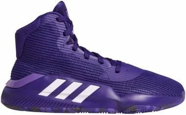 Adidas Pro Bounce 2019 - Collegiate Purple-white-purple (EF0669)
