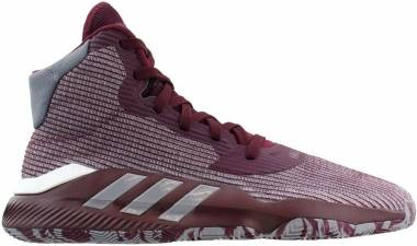 Adidas Pro Bounce 2019 - Burgundy (EH1588)