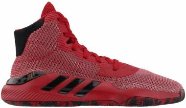Adidas Pro Bounce 2019 - Black,red (EH1593)