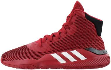 Adidas Pro Bounce 2019 - Black;Red (EH1595)