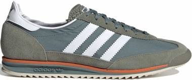 Adidas SL 72 - Grün Weiß Orange (EG5198)