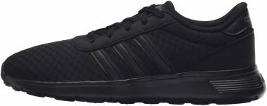 Adidas Lite Racer - Black/Black/Grey (DB0646)