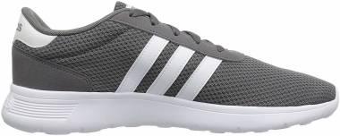 Adidas Lite Racer - Grey Four/White/Grey Four (B43732)