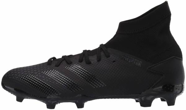 Adidas Predator 20.3 Firm Ground - Black (EF1634)