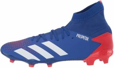 Adidas Predator 20.3 Firm Ground - Team Royal Blue/Ftwr White/Active Red (EG0964)
