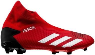 Adidas Predator 20.3 Firm Ground - Red (EE9554)