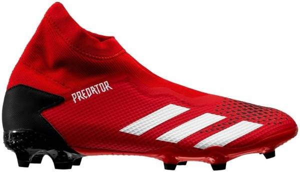 Adidas Predator 20.3 Firm Ground - Red