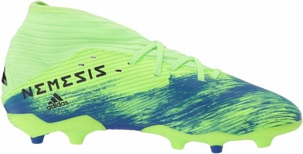 Adidas Nemeziz 19.3 Firm Ground - Green (FV3988)
