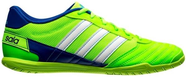 Adidas Super Sala - Green Solar Green Ftwr Weiss Royal Blue Team (FV2564)