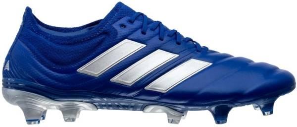 Adidas Copa 20.1 Firm Ground - Blau (EH0884)