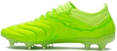Adidas Copa 20.1 Firm Ground - Green (FV3627)