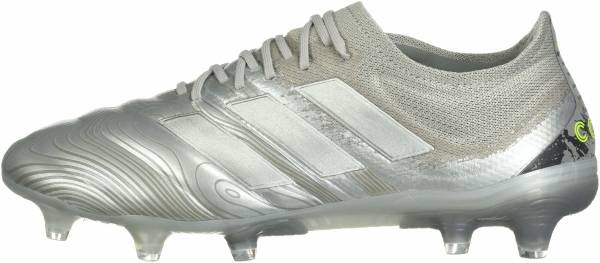 Adidas Copa 20.1 Firm Ground - Silver (EF8316)