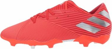 Adidas Nemeziz 19.2 Firm Ground - Red (F34385)