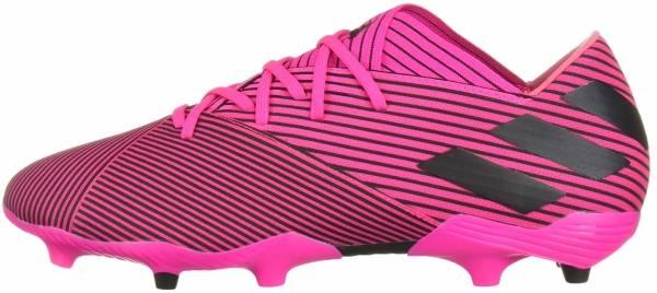 Adidas Nemeziz 19.2 Firm Ground - Pink (F34384)