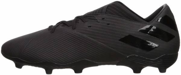 Adidas Nemeziz 19.2 Firm Ground - Schwarz