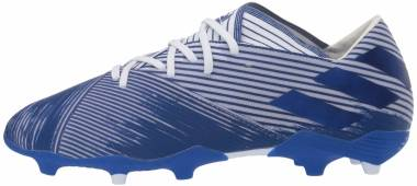 Adidas Nemeziz 19.2 Firm Ground - blau (EG7222)