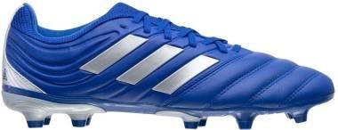 Adidas Copa 20.3 Firm Ground - Blau (EH1500)
