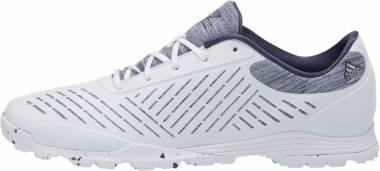 Adidas Adipure Sport 2.0 - Ftwr White/Silver Metallic/Tech Indigo