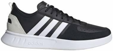 Adidas Court 80s - Core Black/Cloud White/Orbit Grey (FW2872)
