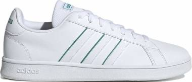 Adidas Grand Court Base - White (EG3755)