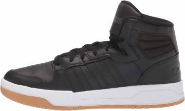 Adidas Entrap Mid - Core Black / Core Black / Gum 3 (FY5636)