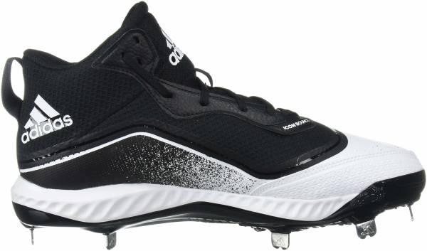 Adidas Icon V Bounce Mid - Ftwr White/Core Black/Core Black