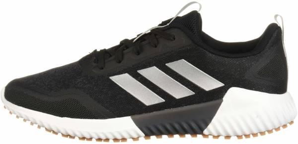 Adidas Edge Runner - Black/Silver Metallic/Carbon (EE9047)