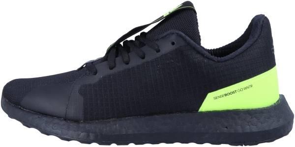 Adidas Senseboost Go Winter - Core Black Solar Yellow (EH1029)