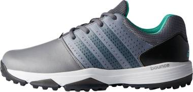 Adidas 360 Traxion - Grey Four Core Black Hi Res Green S (Q44993)