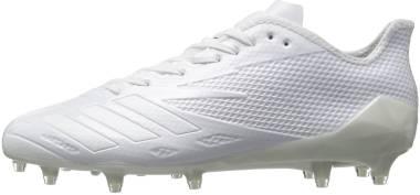 Adidas Adizero 5-Star 6.0 - White/White/White (BW1087)