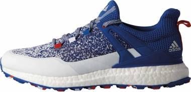 Adidas Crossknit Boost - Rouge Blanc Bleu (DB1419)