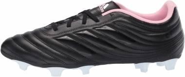 Adidas Copa 19.4 Firm Ground - Black/Clear/True Pink (F97643)