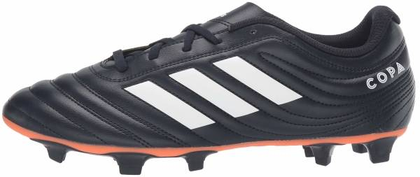 Adidas Copa 19.4 Firm Ground - Legend Ink/White/Hi-res Coral (G25815)
