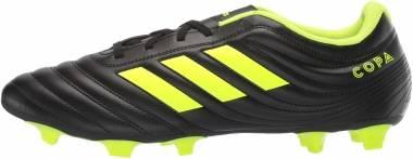 Adidas Copa 19.4 Firm Ground - Black,Yellow (BB8091)