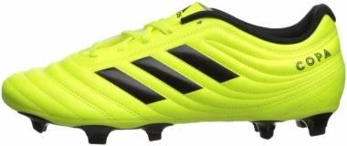 Adidas Copa 19.4 Firm Ground - Solar Yellow/Black/Solar Yellow (F35499)