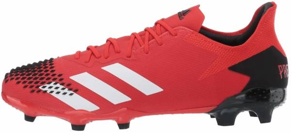 Adidas Predator 20.2 Firm Ground - Red (EE9553)