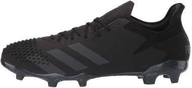 Adidas Predator 20.2 Firm Ground - Black (EF1630)