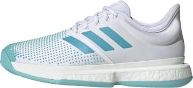 Adidas SoleCourt Parley - White (G26301)