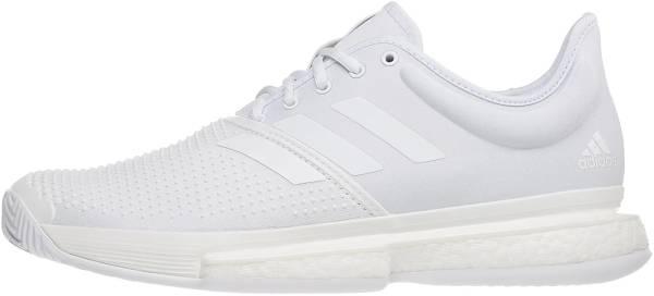 Adidas SoleCourt Parley - White (EF2071)