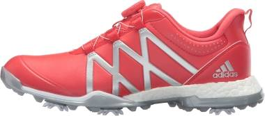 Adidas Adipower Boost BOA - Real Coral/Silver Metallic (F33649)