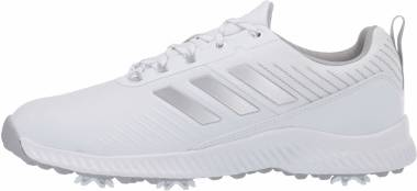 Adidas Response Bounce 2.0 - Ftwr White/Silver Metallic/Grey Two (F36134)