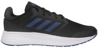 Adidas Galaxy 5 - Core Black Team Royal Blue Footwear White (FW5706)