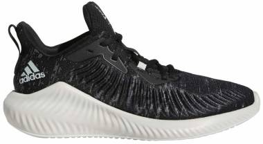 Adidas Alphabounce+ Run Parley - Black (G28373)