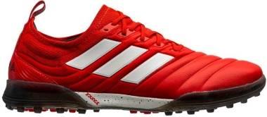 Adidas Copa 20.1 Turf - Rot (G28634)