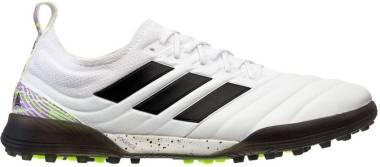 Adidas Copa 20.1 Turf - Ftwr White Core Black Signal Green (G28635)