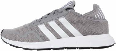 Adidas Swift Run X - Grey Three / Ftwr White / Core Black (FY2114)