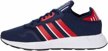 Adidas Swift Run X - Collegeiate Navy/Scarlet/White (FY5435)